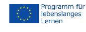 Logo: Programm für lebenslanges Lernen