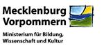 Logo: Mecklenburg Vorpommern - Ministerium für Bildung, Wissenschaft und Kultur